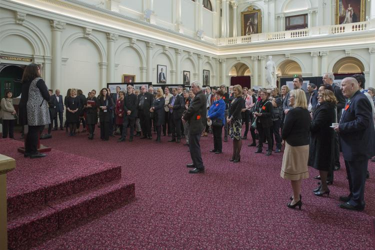 The Dreamers Launch, Parliament House