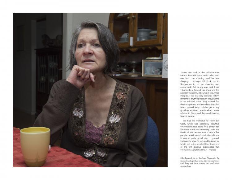Glenda, Carers in Shepparton