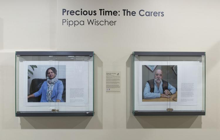 Precious Time: The Carers exhibition